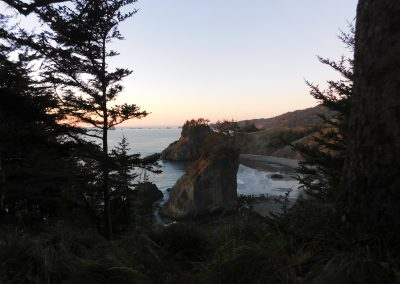 Arch Rock near Brookings, Oregon