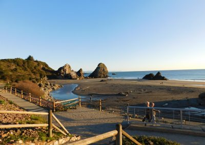 Harris Beach near Brookings, Oregon